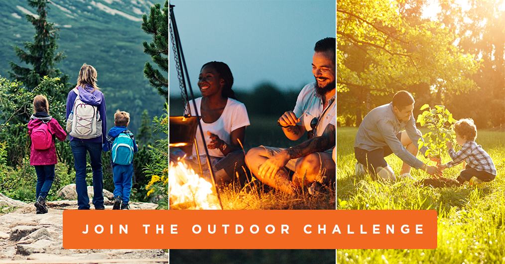 Join the Outdoor Challenge